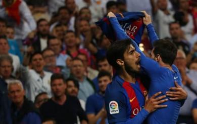 Real Madrid: así reaccionó la hinchada tras el festejo de Messi