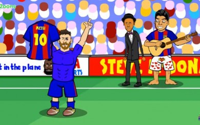 Real Madrid vs. Barcelona: parodian el triunfo azulgrana en YouTube