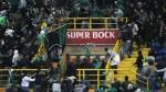 Muere hincha del Sporting previo al clásico con el Benfica de Carrillo - Noticias de sporting portugal