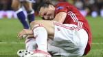 """Ibrahimovic y Rojo sufren """"daños severos en ligamentos"""" de la rodilla - Noticias de sports illustrated"""