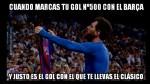 Real Madrid 2-3 Barcelona: estos memes dejó el triunfo azulgrana - Noticias de santiago rojas