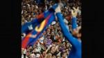 Messi y la curiosa imagen del hincha del Real Madrid tras su gol - Noticias de neymar en barcelona