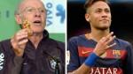 """Mario Zagallo: """"Neymar puede ser pronto el mejor del mundo"""" - Noticias de neymar en barcelona"""