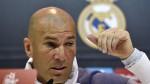 ¿Barcelona ganará la Liga? Esto respondió Zidane, DT del Real Madrid - Noticias de mundo leo