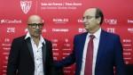 Presidente del Sevilla reconoció que Sampaoli tiene una oferta de Argentina - Noticias de jorge sampaoli