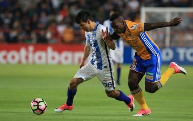 Advíncula no celebró: Pachuca ganó a Tigres y es campeón de Concacaf