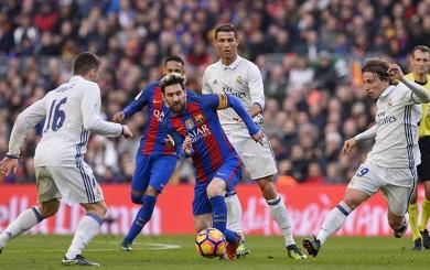 Barcelona-Real Madrid: los partidos que les quedan por jugar en la Liga