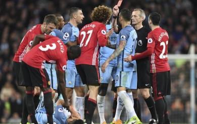 Manchester City no pudo con el United: igualaron 0-0 por la Premier