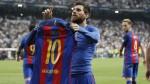 ¡La Liga está abierta! Messi le dio el triunfo al Barcelona en el Bernabéu - Noticias de mundo leo