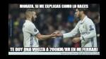 Real Madrid goleó 6-2 a Deportivo La Coruña y generó estos memes - Noticias de barcelona