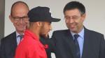 Presidente del Barcelona irá a juicio por el fichaje de Neymar - Noticias de barcelona sandro rosell