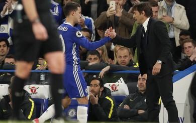 Chelsea: Conte no aseguró continuidad de Hazard tras interés del Real Madrid