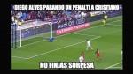 Real Madrid: memes tras su victoria agónica por 2-1 sobre Valencia - Noticias de cristiano ronaldo