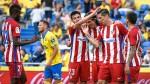 Atlético de Madrid goleó 5-0 a Las Palmas antes de enfrentar al Real Madrid - Noticias de diego pablo simeone