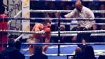 Anthony Joshua se coronó rey de los pesados tras noquear a Klitschko - Noticias de amb