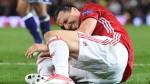Ibrahimovic pasó con éxito por el quirófano y empezó la rehabilitación - Noticias de zlatan ibrahimovic
