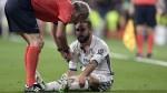 Real Madrid: el consuelo de Zidane a Carvajal tras salir por lesión - Noticias de santiago bernab