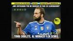 Juventus: memes tras la victoria sobre el Mónaco con goles de Higuaín - Noticias de allan connell