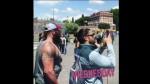WWE inició gira por Europa: Braun Strowman se reencontró con Roman Reigns - Noticias de payback