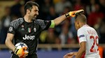 Gigi Buffon felicitó Allegri por el planteamiento táctico ante el Mónaco - Noticias de allan connell