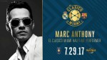 Real Madrid vs. Barcelona: Marc Anthony animará el descanso en EE.UU. - Noticias de bruce springsteen