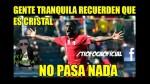 Cristal cayó goleado en Copa Libertadores y protagonizó estos memes - Noticias de fernando alonso