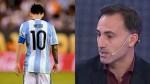 """Latorre sobre Messi: """"FIFA admite que no importa ninguna regla de juego"""" - Noticias de diego latorre"""
