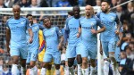 Manchester City goleó 5-0 al Crystal Palace y se acerca a Champions - Noticias de middlesbrough