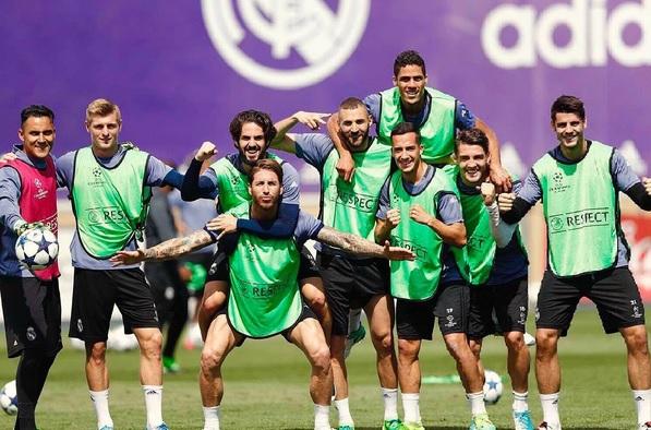Real Madrid, clasificado para la final de la Liga de Campeones