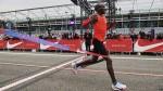 Keniano Kipchoge ganó la maratón más rápida en el circuito de Monza de la F1 - Noticias de atleta