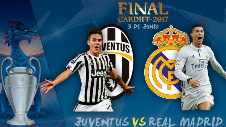 Real Madrid vs. Juventus: día y hora de la final de la ...