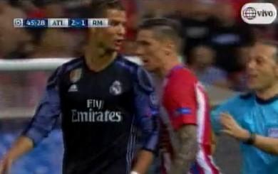Torres perdió los papeles con Cristiano y se filtró lo que se dijeron