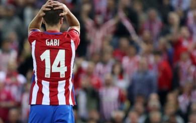 Champions League: la frustración del Atlético de Madrid en imágenes