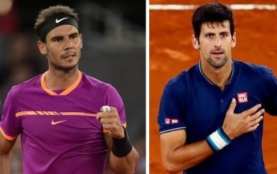 Rafael Nadal se medirá con Djokovic en semifinal del Masters de Madrid