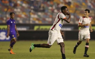 Universitario cerró el Torneo de Verano con goleada 3-0 a Comerciantes