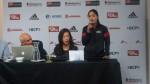 Inés Melchor ya tiene nuevo entrenador: el español Luis Miguel Landa - Noticias de ines melchor