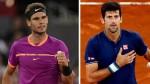 Rafael Nadal se medirá con Djokovic en semifinal del Masters de Madrid - Noticias de novak djokovic