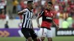 Flamengo debutó en el Brasileirao con un empate ante Atlético Mineiro - Noticias de orlando salido