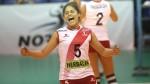 Vóley: Sub 20 de Perú obtuvo el quinto lugar de la Copa Panamericana - Noticias de selección peruana sub 20