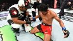 Enrique Barzola: esto dijo tras alcanzar su tercera victoria en la UFC - Noticias de enrique barzola