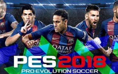 PES 2018: teaser del videojuego se inspiró en remontada del Barza en Champions