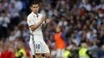 Zidane no interpreta los gestos de James Rodríguez como despedida - Noticias de santiago bernab