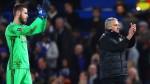Mourinho confía en retener a De Gea en el Manchester United - Noticias de david de gea
