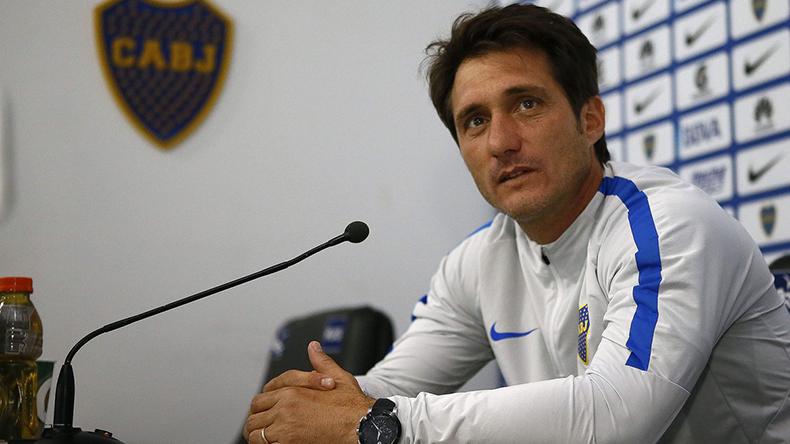 Tras perder el superclásico, Schelotto mete cuatro cambios en Boca