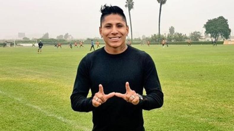 Raúl Ruidíaz, a un paso de Cruz Azul