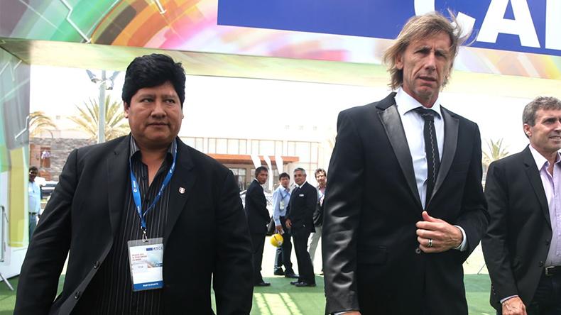 Oviedo no piensa en la reelección: ¿continuará Gareca en la Selección?