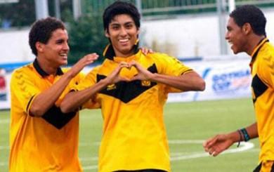 Succar y Manzaneda, juntos desde el Cantolao hasta la Selección