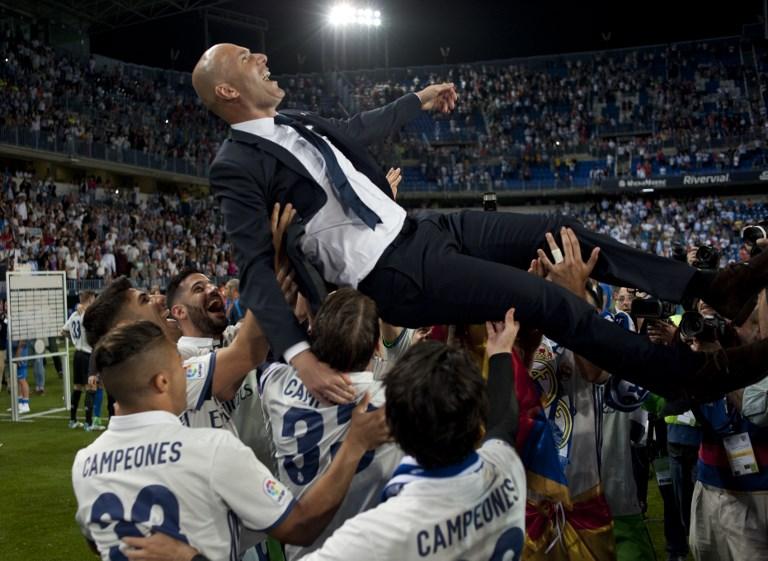 Real Madrid vence al Celta de Vigo y acaricia la liga española