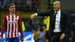 Griezmann reveló el gran gesto que tuvo Zidane con él cuando era recogepelotas - Noticias de conciertos 2013