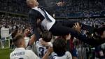 """Zidane tras ganar la Liga con Real Madrid: """"Ha sido espectacular"""" - Noticias de real madrid cristiano ronaldo"""